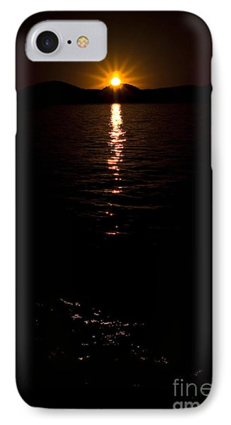 IPhone Case featuring the photograph Morning Has Broken by Tamyra Ayles
