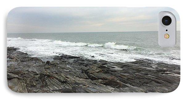 Morning Horizon On The Atlantic Ocean IPhone Case