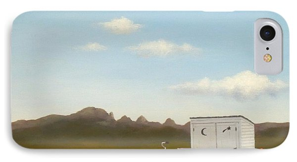 Morning In Montana IPhone Case