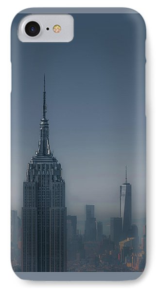 Morning In New York IPhone 7 Case by Chris Fletcher