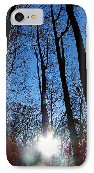 Morning In The Mountains IPhone Case by Robert Meanor