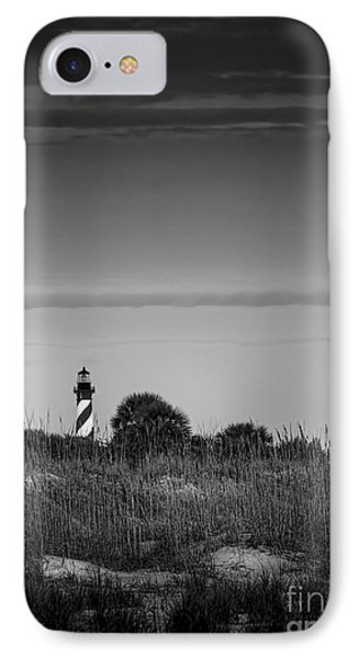 Morning Light-bw IPhone Case