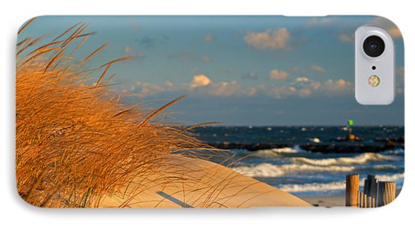 Morning Light - Cape Cod Bay IPhone Case