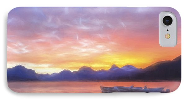 Morning Light IIi IPhone Case by Jon Glaser