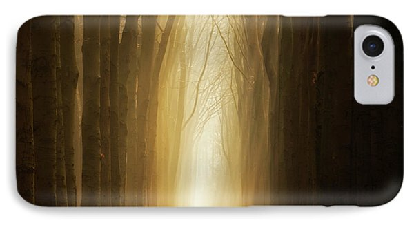 Morning Light IPhone Case by Martin Podt