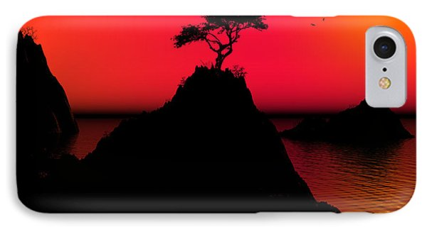 Morning Light IPhone Case by Robert Orinski