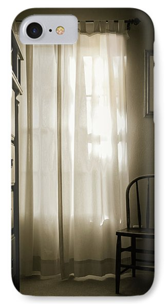 Morning Light Through The Window IPhone Case