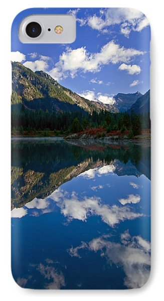 Morning Musings Phone Case by Mike  Dawson