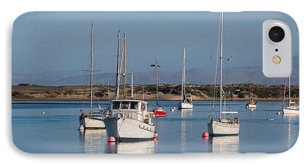Morning On Morro Bay B3984 IPhone Case