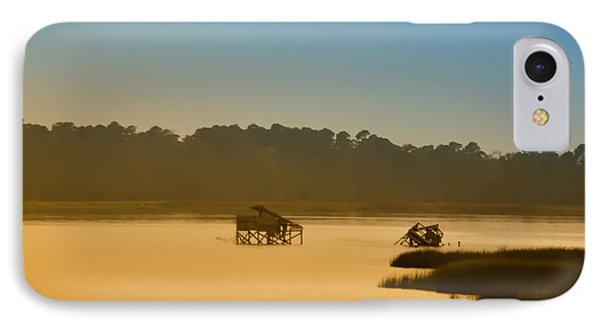 Morning On The Bay Phone Case by Bill Cannon