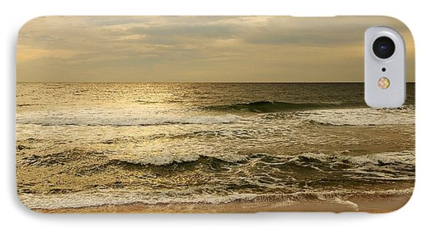 Morning On The Beach - Jersey Shore IPhone Case