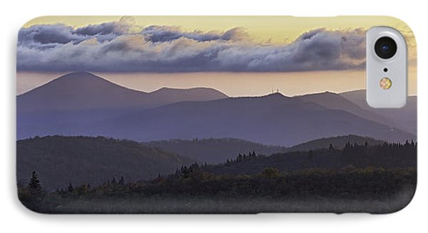 Morning On The Blue Ridge Parkway Phone Case by Rob Travis