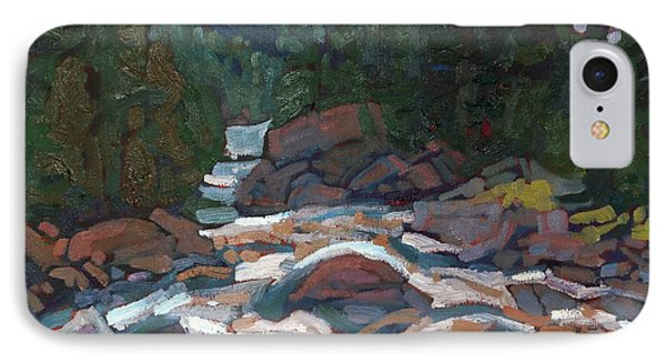 Morning On The Grande Chute IPhone Case
