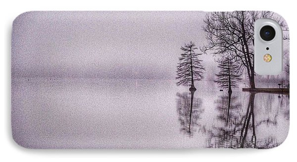 Morning Reflections IPhone Case by Sumoflam Photography