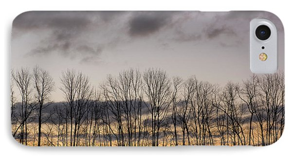 Morning Sky IPhone Case by Nicki McManus
