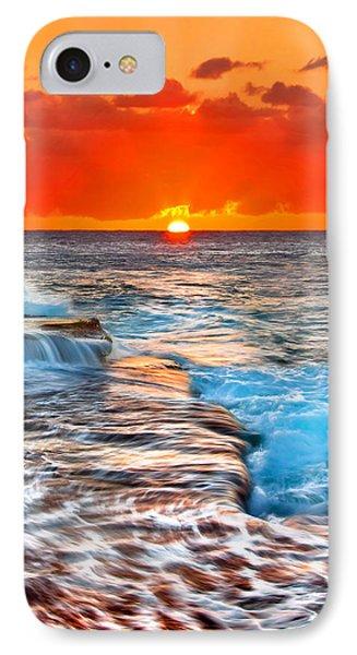 Morning Sun IPhone Case by Az Jackson