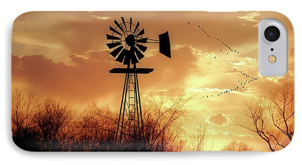 Morning Sunrise IPhone Case by Anthony Djordjevic