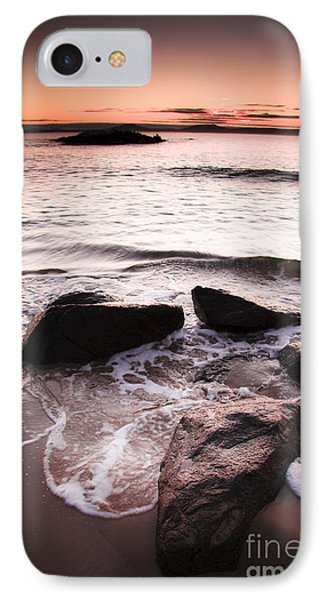 IPhone Case featuring the photograph Morning Tide by Jorgo Photography - Wall Art Gallery