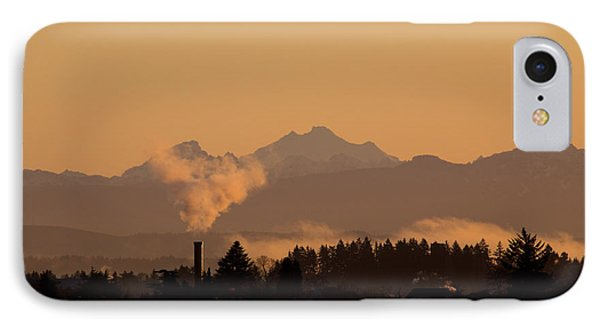 IPhone Case featuring the photograph Morning View by Evgeny Vasenev
