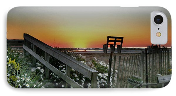 Morning View  IPhone Case by Skip Willits