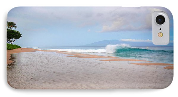 IPhone Case featuring the photograph Morning Wave by Kelly Wade