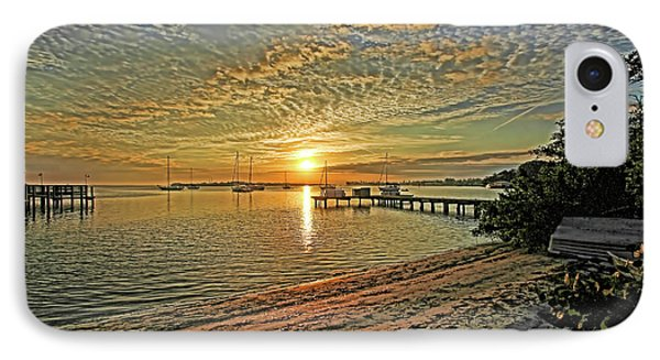 Mornings Embrace IPhone Case by HH Photography of Florida