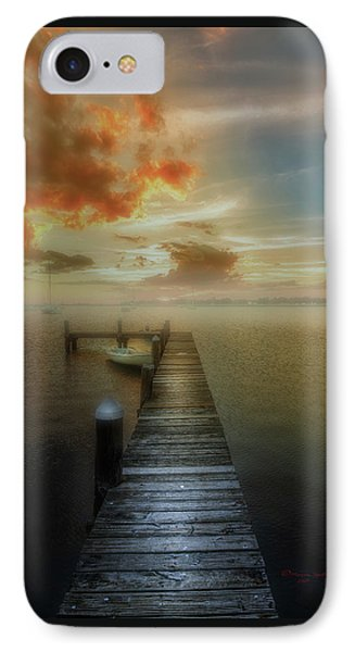 Mornings First Light IPhone Case by Marvin Spates