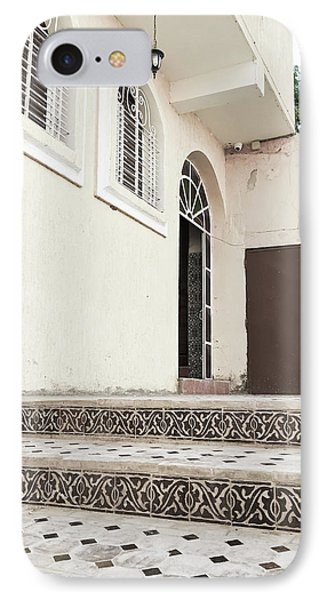 Moroccan House IPhone Case by Tom Gowanlock