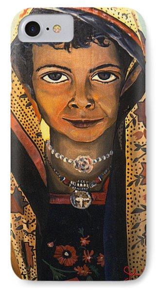 Moroccan Smile Phone Case by John Keaton