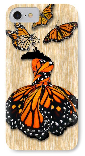 IPhone Case featuring the mixed media Morphing by Marvin Blaine