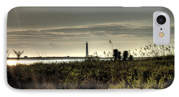 Morris Island Lighthouse IPhone Case by Dustin K Ryan