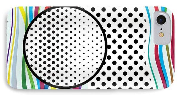 Morris Pop-art IPhone Case