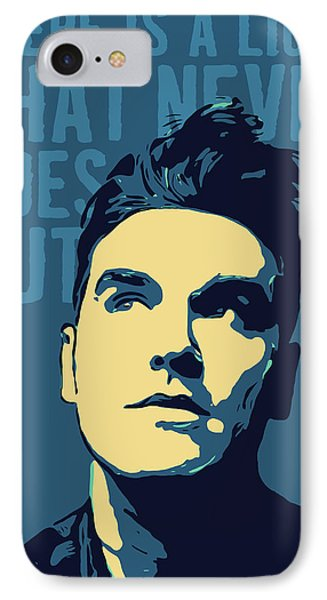 Morrissey IPhone Case