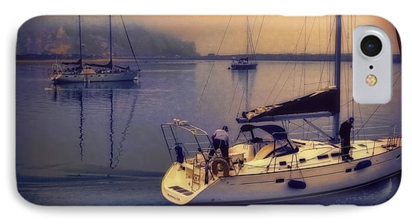 IPhone Case featuring the photograph Morro Bay Dawn by Douglas MooreZart