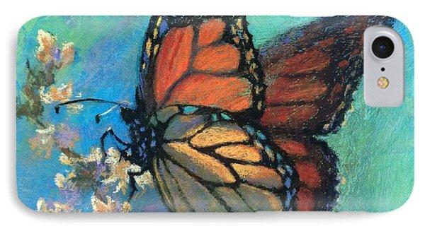 Mosaic Monarch IPhone Case