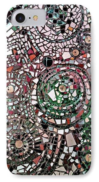 Mosaic No. 26-1 IPhone Case