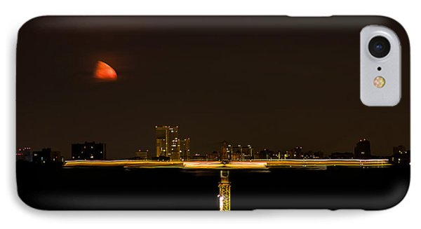 Moscow By Night IPhone Case by Stelios Kleanthous