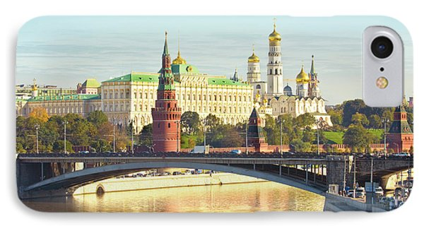 Moscow, Kremlin IPhone Case