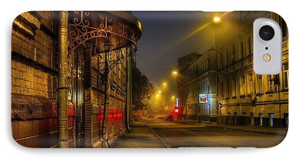 IPhone Case featuring the photograph Moscow Steampunk by Alexey Kljatov