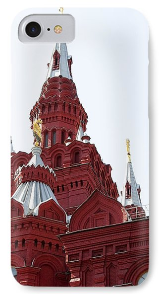 Moscow04 Phone Case by Svetlana Sewell