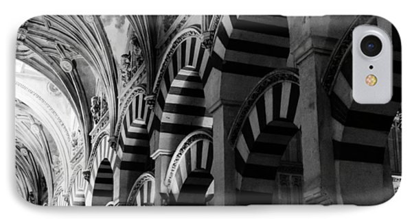 Mosque Cathedral Of Cordoba 6 IPhone Case by Andrea Mazzocchetti