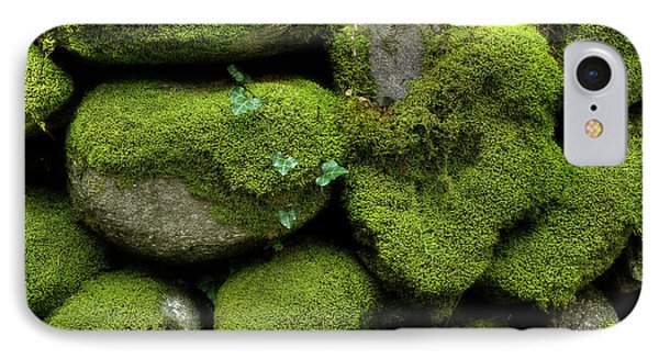 IPhone Case featuring the photograph Moss And Ivy by Mike Eingle