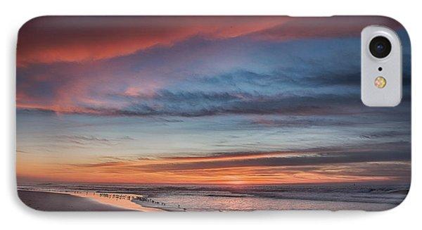 Moss Landing Sunset IPhone Case by Bill Roberts