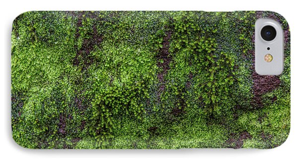 Moss Rock IPhone Case by Randy Walton