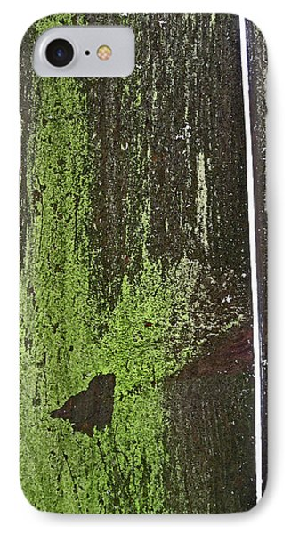 IPhone Case featuring the photograph Mossy Fence 2 by Mary Bedy