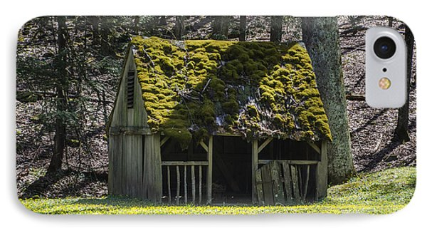 Mossy Manger In Spring IPhone Case by Bill Cannon
