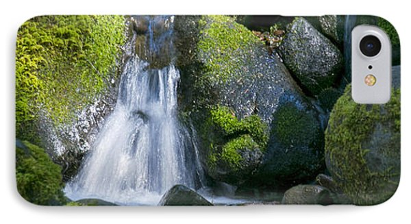 Mossy Rocks Stream IPhone Case