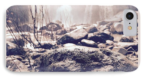 Mossy Stone IPhone Case by Gage Kinkoph