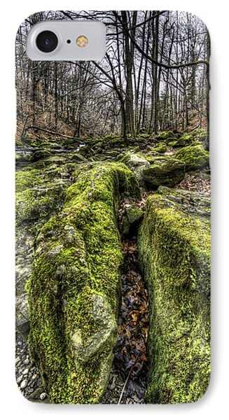 Mossy Trail IPhone Case