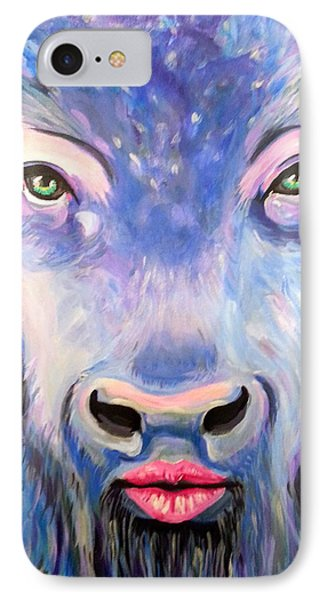 mostos Jolie IPhone Case by Le Whiskeyjack